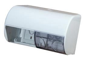 Dispenser til compactruller uden hylse