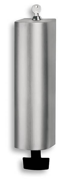 Skumsæbe dispenser i rustfrit stål