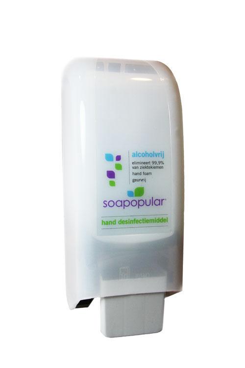 Soapopular Skum Dispenser