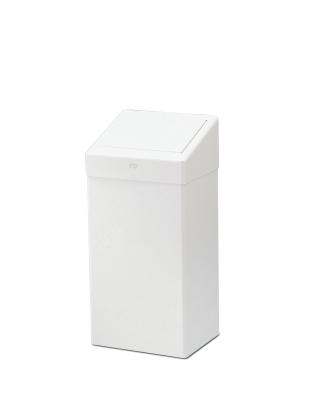 Tork Affaldsspand 50 ltr Hvid Metal B1
