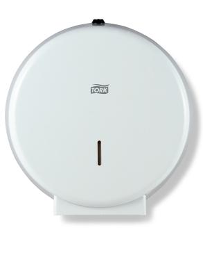 Tork Dispenser Toiletpapir Jumbo T1 Hvid Metal
