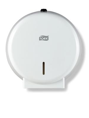 Tork Dispenser til Toiletpapir Mini T2 Hvid