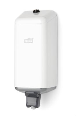 Tork Dispenser til sæbe S1 Hvid Metal