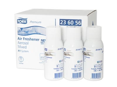 Tork Premium Airfresh Aerosol Mixed Pakke A1