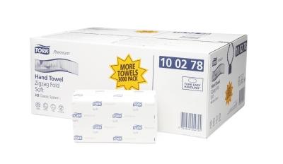 Tork Premium Soft Zig-Zag H3