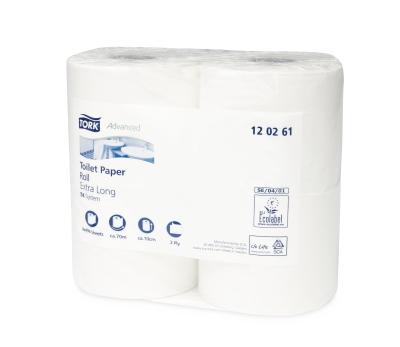 Tork Toiletpapir Alm ruller Advanced T4