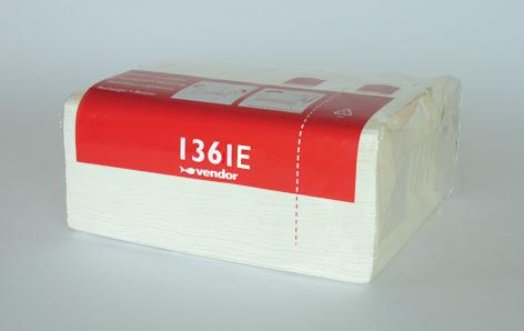 Vendor 2 lags papir 55m