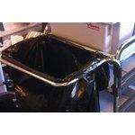 Affaldsbeholder metal ekstern til Origo 500H
