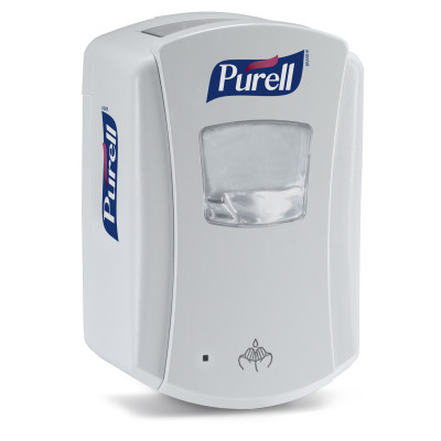 Berøringsfri dispenser 700 ml hvid/hvid