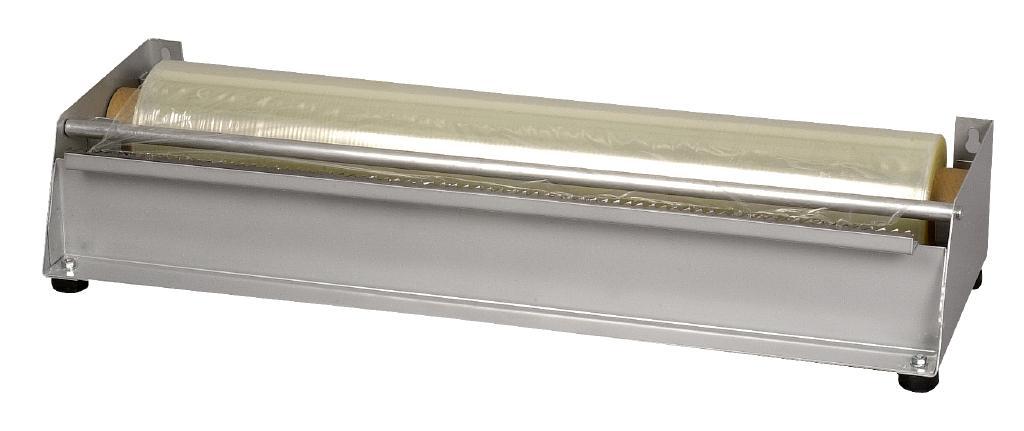 Dispenser sølv 45 cm