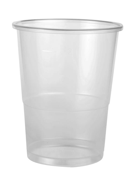 Drikkeglas klar 20 cl