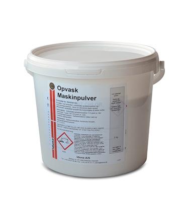 Maskin-opvaskepulver