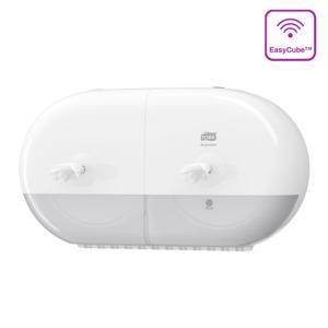 Tork SmartOne Dispenser Twin Mini Toiletpapir T9